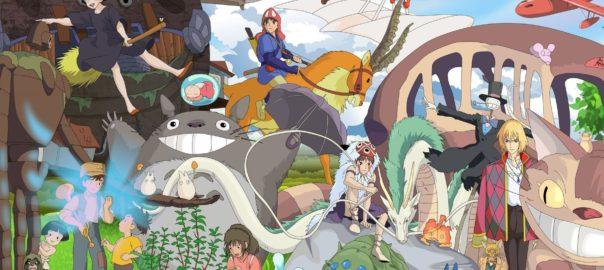 Studio Ghibli: i nuovi adattamenti